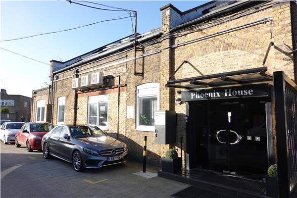 Image of Phoenix House, Office 8, Rosslyn Crescent, Harrow, Greater London